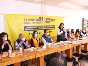 El PRD Michoacán, recogiendo la voz de las bases #CaminoAl21