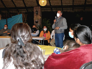 En Cuitzeo Antonio Soto convoca a la unidad para sacar adelante a Michoacán