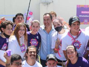 Vamos por la inclusión de los jóvenes: Carlos Herrera