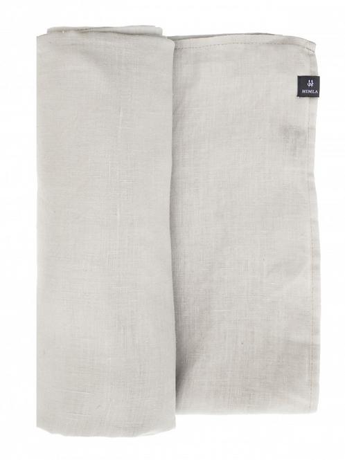 Linen Tablecloth Chalk