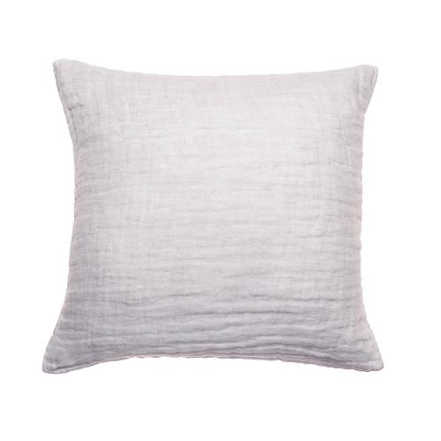 Hannelin Linen Cushion Pale Blue