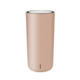 Stelton One Click Nude Coffee Cup