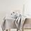 Thumbnail: Linen Tablecloth Chalk