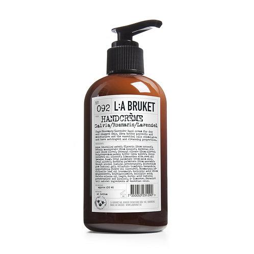 L A Bruket Hand Cream
