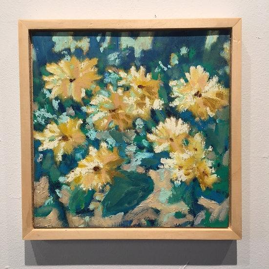 Wenatchee Sunflowers I