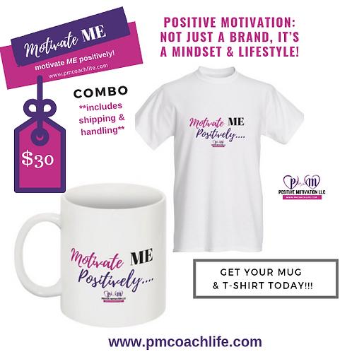 "Motivate ""ME"" Combo"