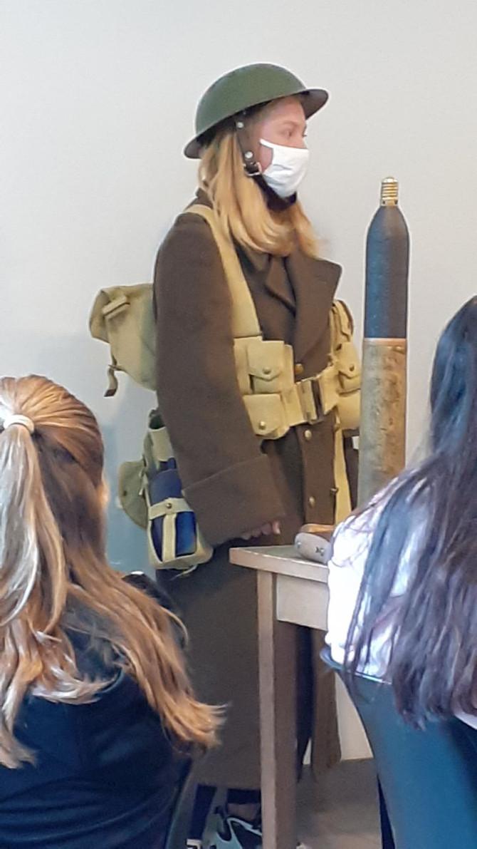 Circuit du Souvenir dans la Somme pour les 3eme prépa métiers