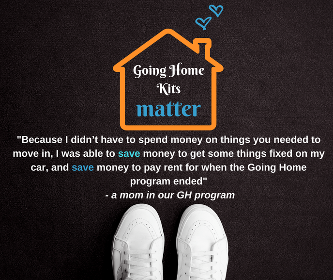 Supporting families in Going Home matters!