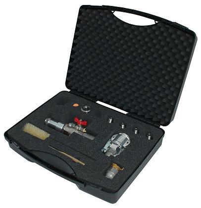 PFT Spritzset Oberputz im Koffer