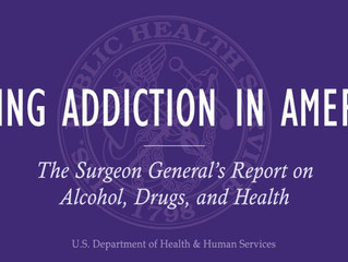 Surgeon General's Report on Alcohol, Drugs, and Health