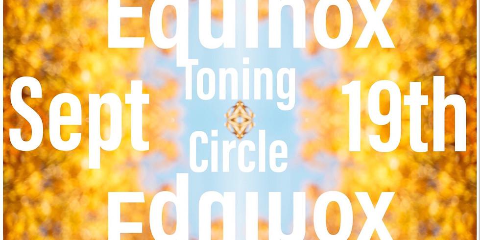 Equinox Toning Circle