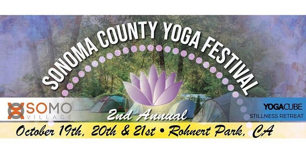 Sonoma County Yoga Festival