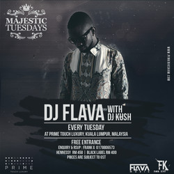 In The Mix With DJ Flava