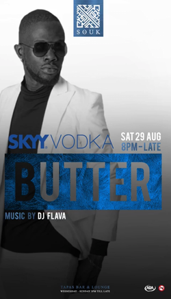 DJ FLAVA LIVE IN SOUTH AFRICA
