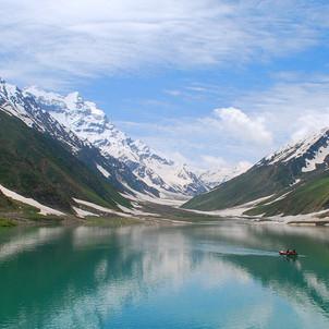 PAKISTAN LANDSCAPES