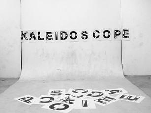 KALEIDOSCOPE: CUSTOM TYPEFACE