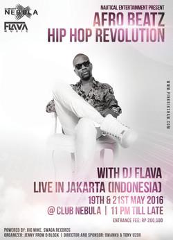 DJ FLAVA LIVE