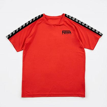 FlavaMusic Red Tape Shirt