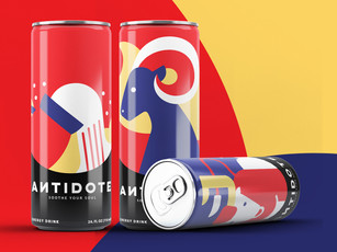 ANTIDOTE ENERGY DRINK