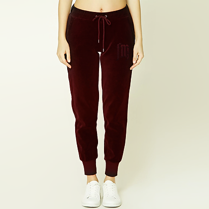 FlavaMusic Velour Joggers (TrackPants)
