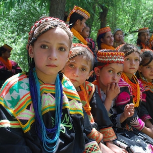 PORTRAITS: KALASH VALLEY