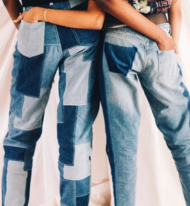5 Pieces You Didn't Realize Would Look So Good In Denim