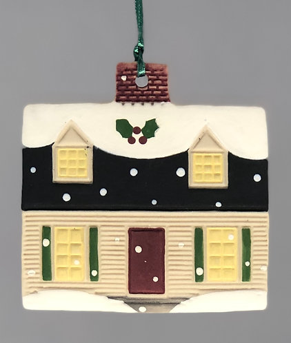 Cottage Ornament