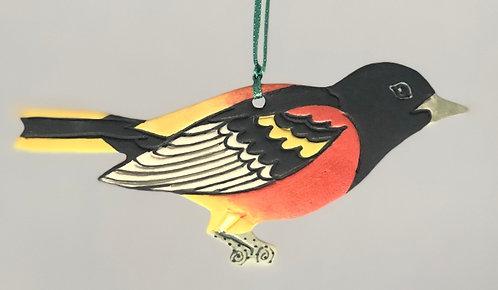 Oriole Ornament
