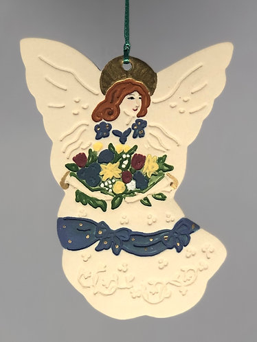 Angel with Bouquet