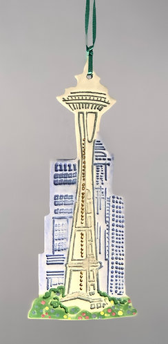 copy of Space Needle Ornament