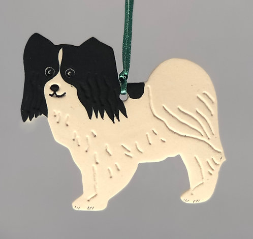 Papillon Ornament