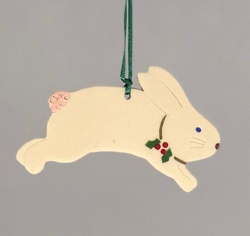 Rabbit Ornament