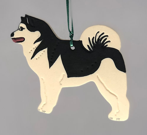 Malamute Ornament