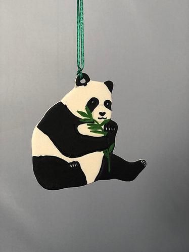 Panda Bear Ornament