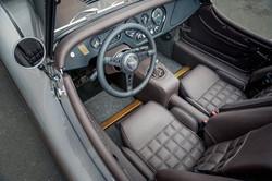 Plus 4 70th interior