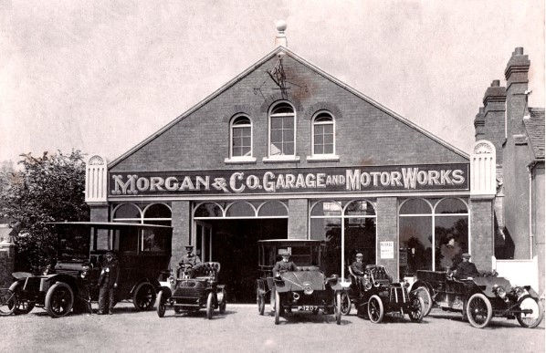Morgan First Garage 1905.jpg