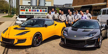 Auto Europe Staff group photo Spring 201
