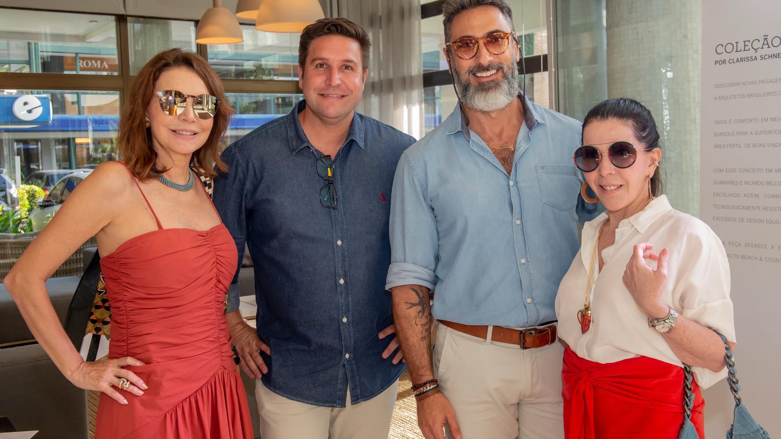 Patricia Mayer, Alexandre Lobo,  Fabio C
