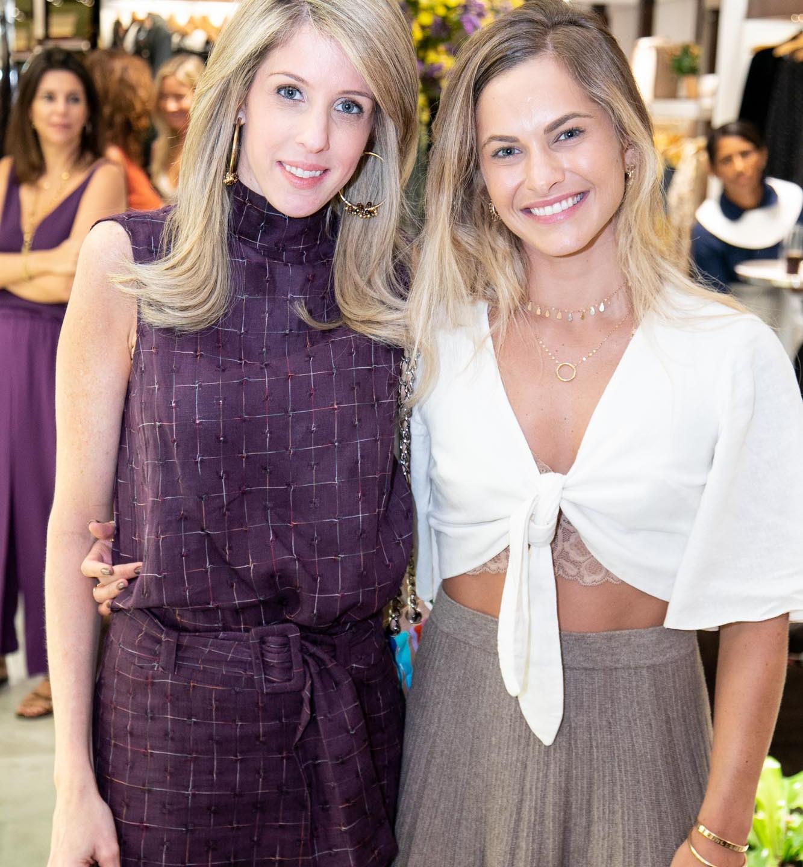 Isabela Severiano Ribeiro e Julia Bochne