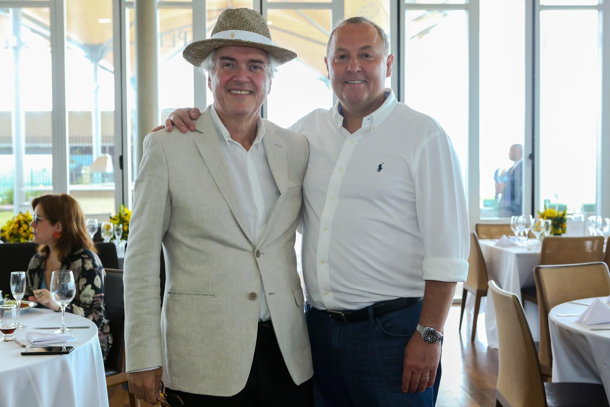 David Zilberman e Mehdi Driss