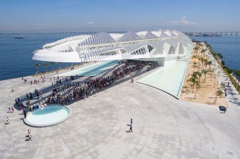 Museu do Amanhã, um grande presente para a Cidade Maravilhosa