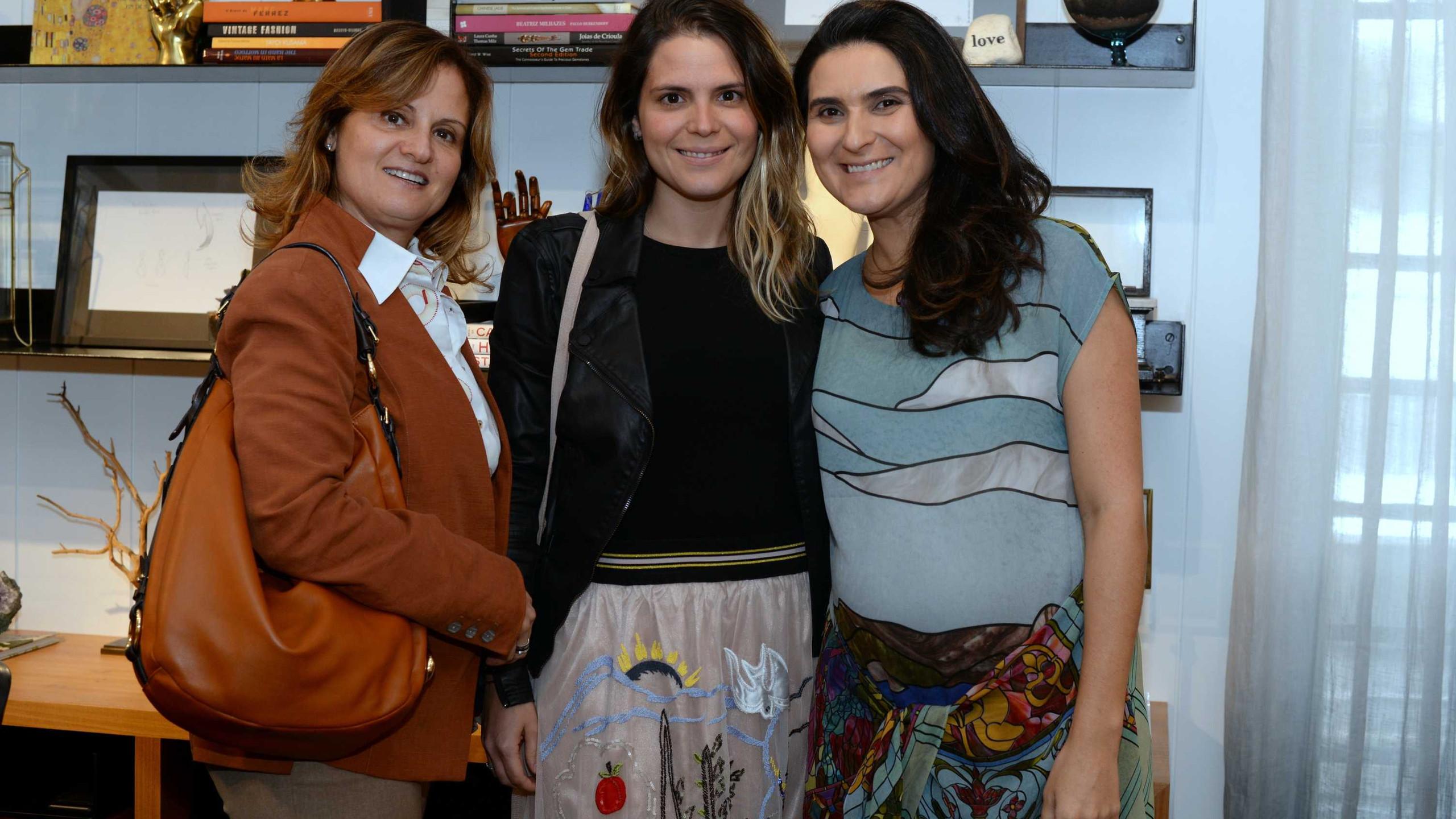 Katia Danemberg, Paloma Danemberg e Roberta do Rio