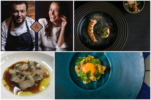 Os chefs Thomas Troisgros e Bel Coelho juntos pela primeira vez no Olympe