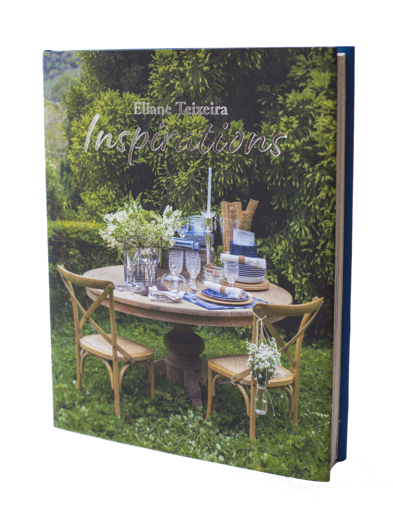 Livro Inspirations Livraria da Travessa R$260