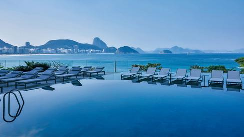 Fairmont Hotels & Resorts finca sua bandeira no Rio de Janeiro