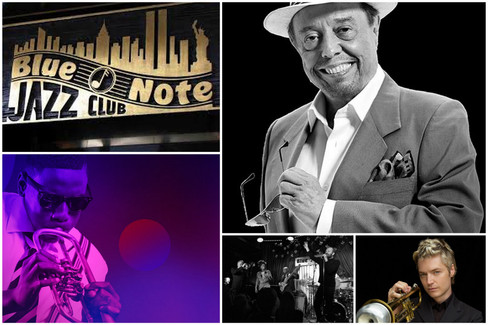 Blue Note, o mais exclusivo club de jazz do mundo, agora do Rio