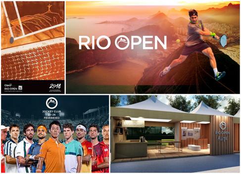 Rio Open 2018, o maior torneio de tênis da América do Sul