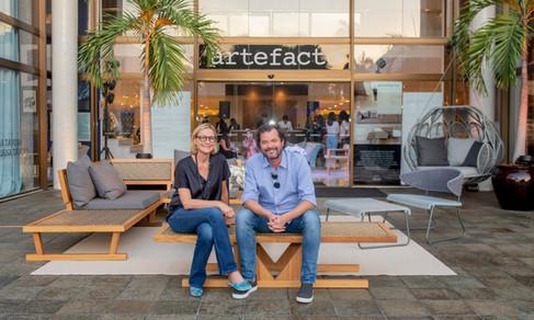 Artefacto lança nova linha Oásis assinada por top arquitetos