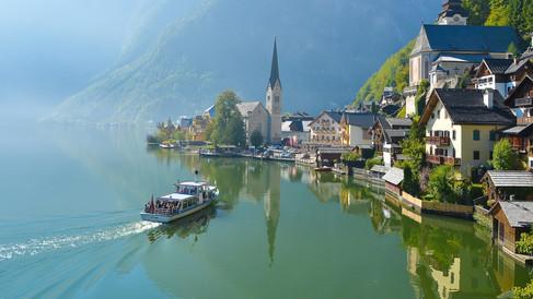 As mais românticas cidadelas da Europa
