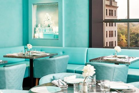 Icônica loja da Tiffany em Nova York abre um café que vira hot spot
